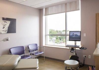 no-fault clinic indoors